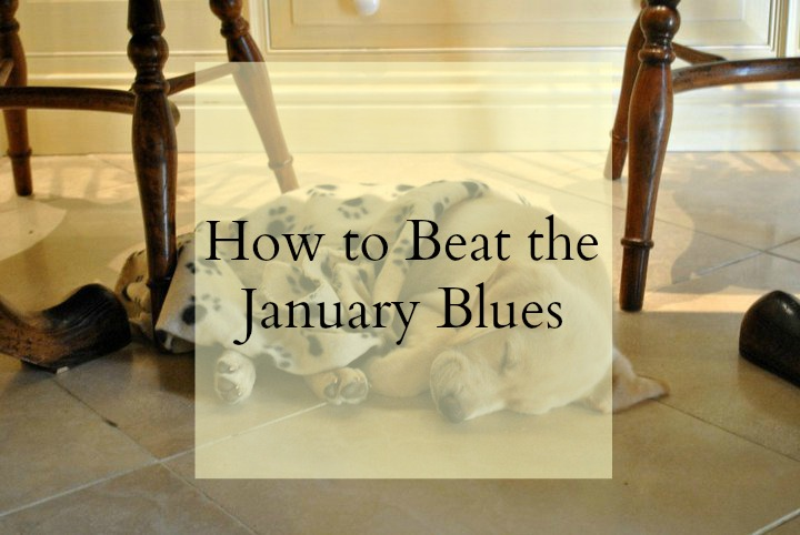 beat january blues be positive new year healthy holiday vacation