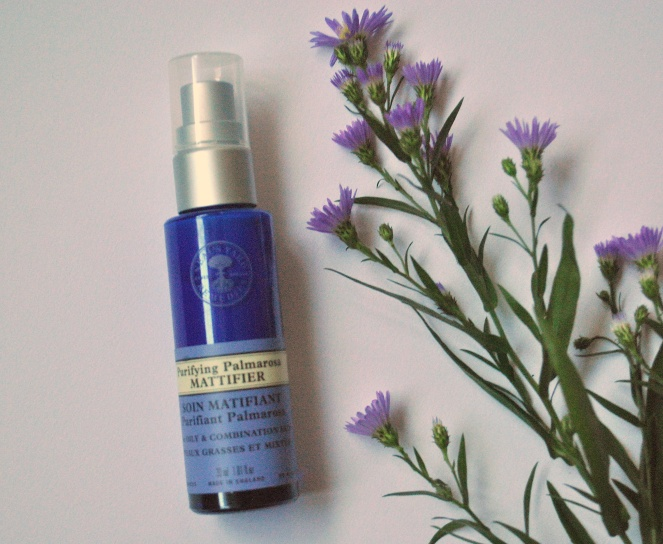 soft skin oily combination mattifying blue Neal's Yard Remedies Beauty