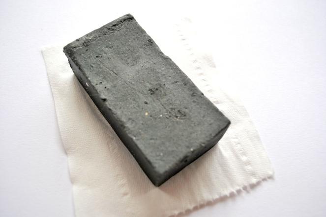 Lush Charcoal Coal FACE