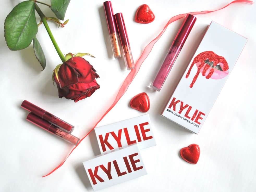 Kylie Cosmetics Valentine's Day Collection