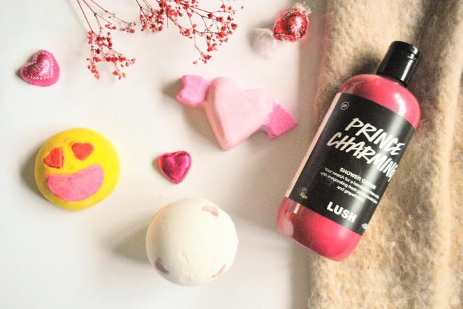 lush valentine's day haul