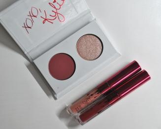ylie Cosmetics Valentine's Day smooch kit